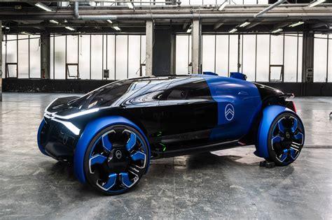 citroen 19 19 concept mad concept design done properly car magazine