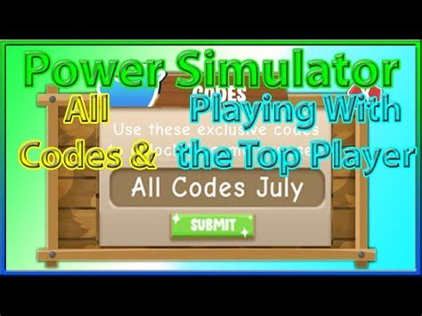 codes  power simulator  codes  coins