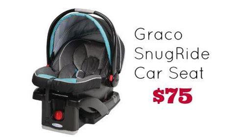 Graco Snugride Car Seat,  Shipped