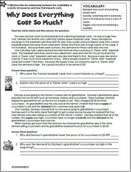 3rd grade personal finance financial literacy unit all 3 9 teks