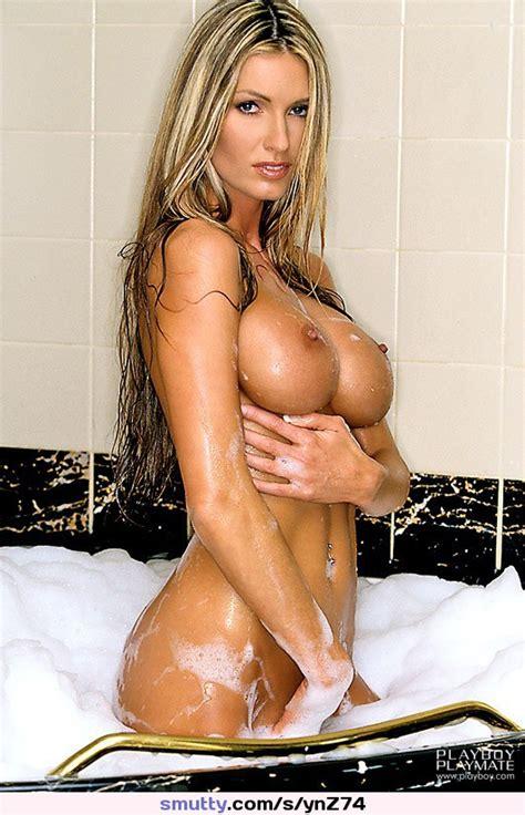 Hot Sexy Naked Tits Boobs Tan Fit Thin Playboy