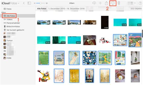 wege alle fotos von icloud auf mac imobie