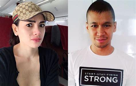 Mesra Dengan Samuel Rizal Belahan Dada Nikita Mirzani Ngintip