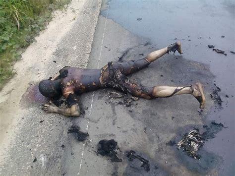 Man Burnt To Death In Fatal Car