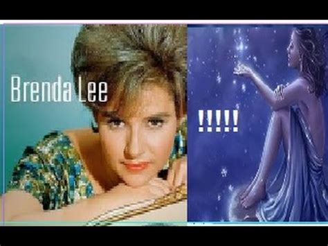 brenda lee youtube brenda lee just a closer walk with the youtube