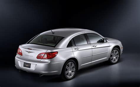 Chrysler Car : Chrysler Sebring Sedan Specs