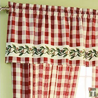 10 ideas for cheery 40s or 50s kitchen curtains retro