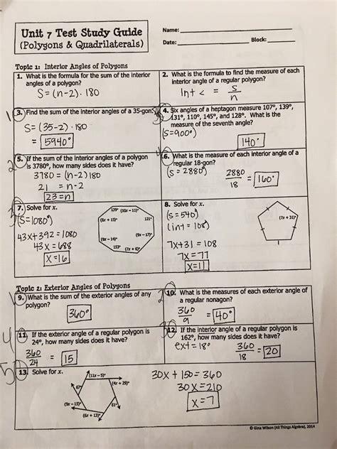 Module 3 answer key by nrweg3 15516 views. Gina Wilson Unit 8 Homework 4 Answer Key Wiring Library ...