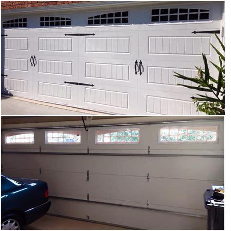 overhead door atlanta oak summit 3 layer insulated garage door lawrenceville yelp