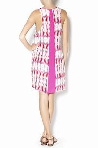 Charlie jade ikat dress from florida by walter green for Ikat fabric dress