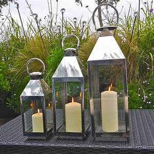 st mawes hurricane garden lantern by london garden trading With outdoor lighting hurricane lanterns