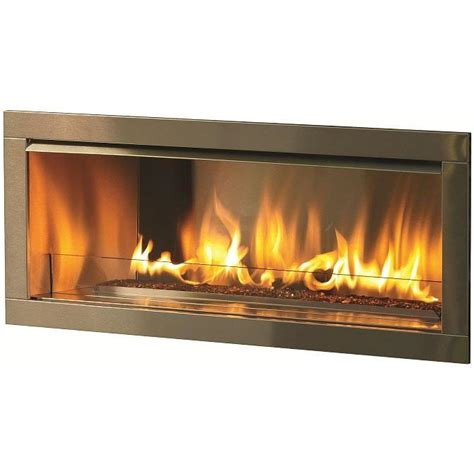 unique propane gas fireplace inserts  outdoor propane