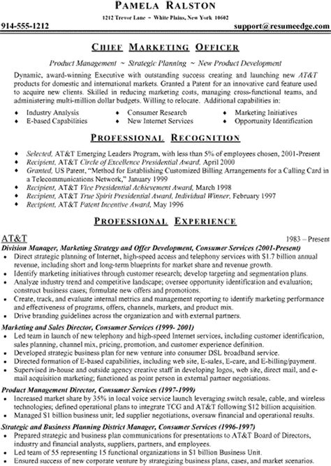 Accomplishments On Resume by Sle Of Resume With Accomplishment Resume Exle