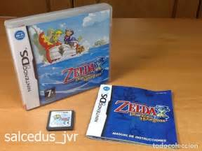 A special limited edition ds lite bundle was released both in north america and europe each one including a copy of phantom hourglass and a zelda themed console. the legend of zelda phantom hourglass juego par - Comprar ...