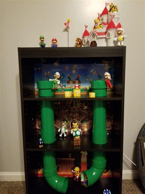Super Mario playhouse DIY | Mario room, Super mario room