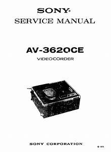 Sony Av3620