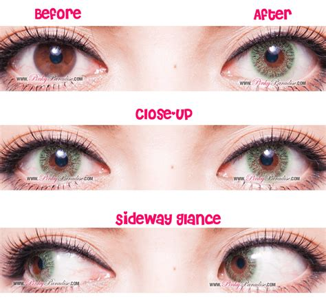 light green contacts g g light green circle lenses colored contacts