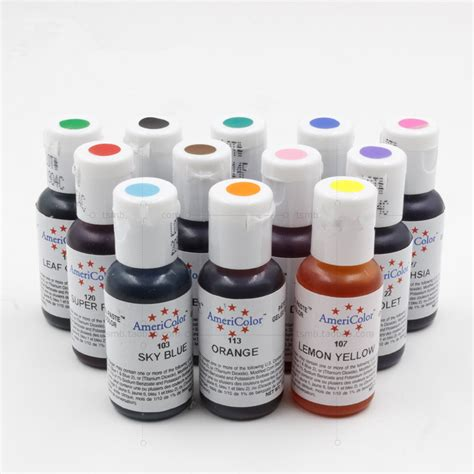 food coloring paste buy wholesale americolor food coloring from china