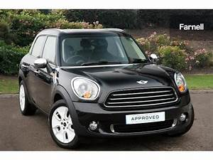 Mini Cooper Diesel : used mini countryman 2 0 cooper d all4 5dr auto diesel hatchback for sale farnell jaguar ~ Maxctalentgroup.com Avis de Voitures