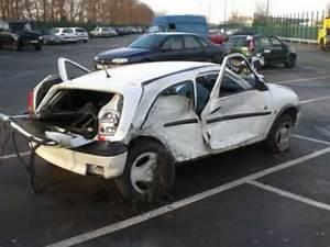 Voiture Accidenté : v hicule accident youtube ~ Gottalentnigeria.com Avis de Voitures