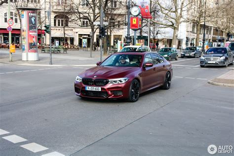 Bmw M5 F90 First Edition 2018 17 March 2018 Autogespot