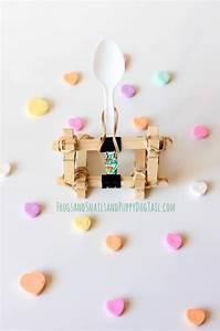 Valentine Catapult Science Craft
