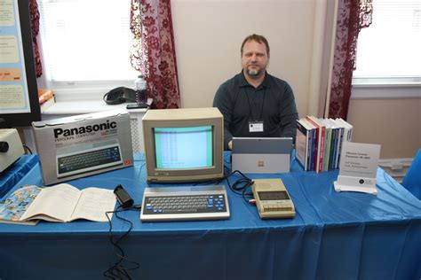 apple ii clones an eniac emulator and more from vintage computer festival east xi