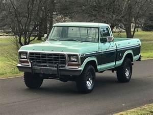 1979 Ford F150 Xlt Ranger 4x4 Highboy Short Box No Reserve