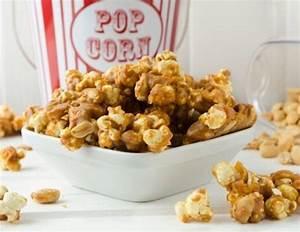 Popcorn Mit Honig : erdnuss karamell popcorn kochen pinterest karamell popcorn popcorn rezepte und popcorn ~ Orissabook.com Haus und Dekorationen