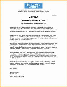 catering proposal sample it resume cover letter sample With how to write a catering proposal letter