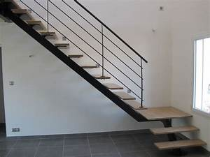 constructeur escalier sur mesure vendee 85 metallerie With photo d escalier d interieur