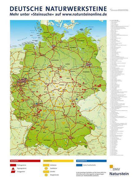 Deutsche Karte