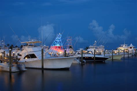 Marina Boat Restaurant by Boat Harbour Marina Abaco Resort