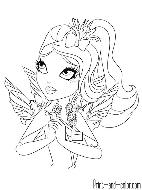 Coloring Pages To Print by After High Coloring Pages Print And Color