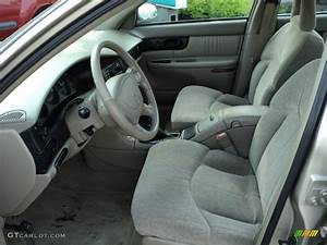 Taupe Interior 2003 Buick Regal Ls Photo  49953209