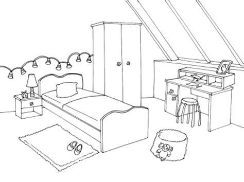 coloriage chambre chambre enfant dessin des idées novatrices sur la