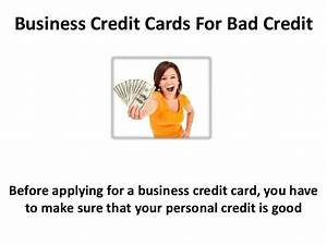 Business credit cards for bad credit and credit repair for Apply for business credit card with bad credit