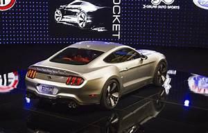 Galpin Auto Sports reveals 540kW 'Rocket' Mustang at LA show | PerformanceDrive