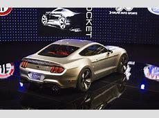 Galpin Auto Sports reveals 540kW 'Rocket' Mustang at LA