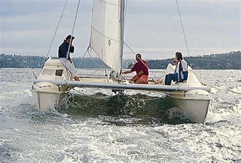 Catamaran Ventures Address by Seawind 24 Sailboat For Sale
