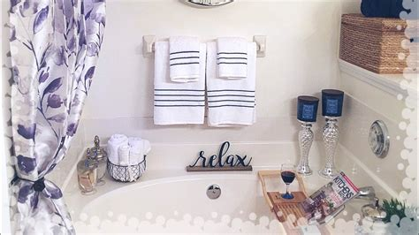 master bathroom decorating ideas  youtube