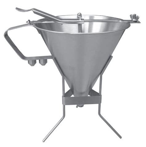 piston cuisine entonnoir à piston doseur doyon cuisine