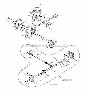 Poulan 961940007 Parts List And Diagram