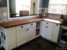 butcher block countertop care instructions can be With best brand of paint for kitchen cabinets with new york yankees wall art