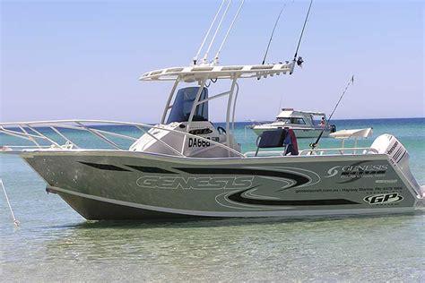 Boat Brands Australia by Genesis Craft Aluminium Boats Perth