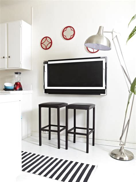 Build A Flipdown Kitchen Table  Hgtv