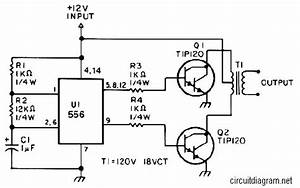 50w inverter circuit 12vdc to 220vac based mosfet fqb45n03 With scrap heap circuit diagram also 12v to 220v inverter circuit diagram