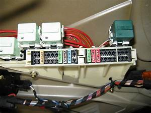 Bmw 5 Series E39 Fuse Box Trunk 528i 1997