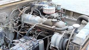 1976 Toyota Fj40 Land Cruiser 2f Engine