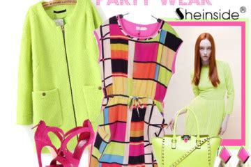Neon Day Outfit Ideas